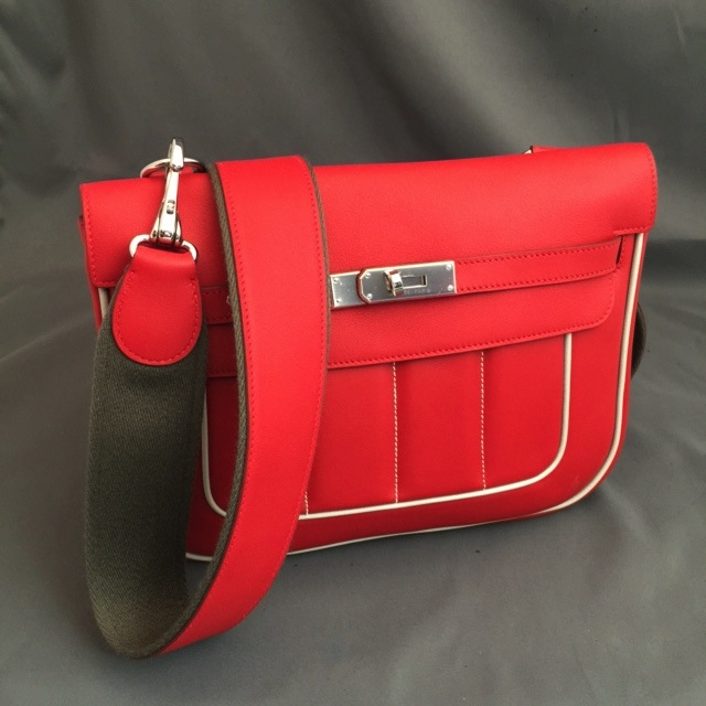 Sac Berline swift rouge vif