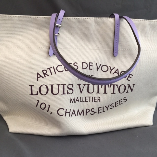 SAC DE PLAGE LOUIS VUITTON